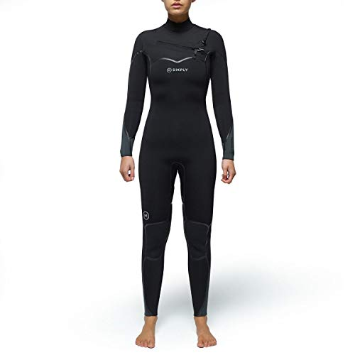 Traje DE Surf Mujer Performance 5/3 Chest Zip Talla L