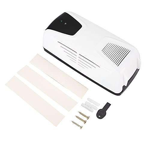 Soapow Dispensador automático del rociador de la fragancia del ambientador del envase del perfume del soporte de la pared interior