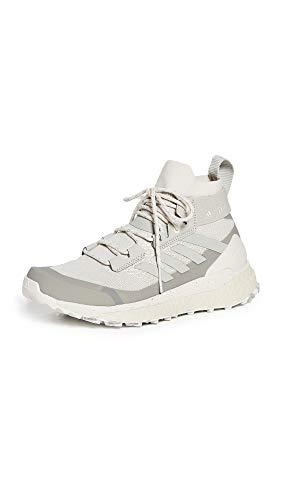 adidas Women's Terrex Hiking Parley Sneakers, Alumina/Sesame/GreyFeath, 6.5 Medium US