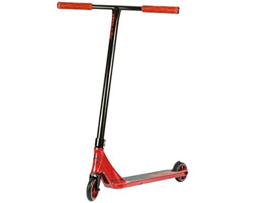 Addict Scooter Completo Defender Rojo-Negro (Default, Rojo)