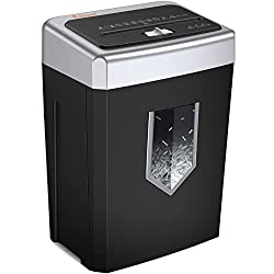 Bonsaii EverShred 14-Sheet Cross-Cut Heavy-Duty Paper Shredder, Best Paper Shredder Reviews, Paper Shredders, Home Security, Identity Theft