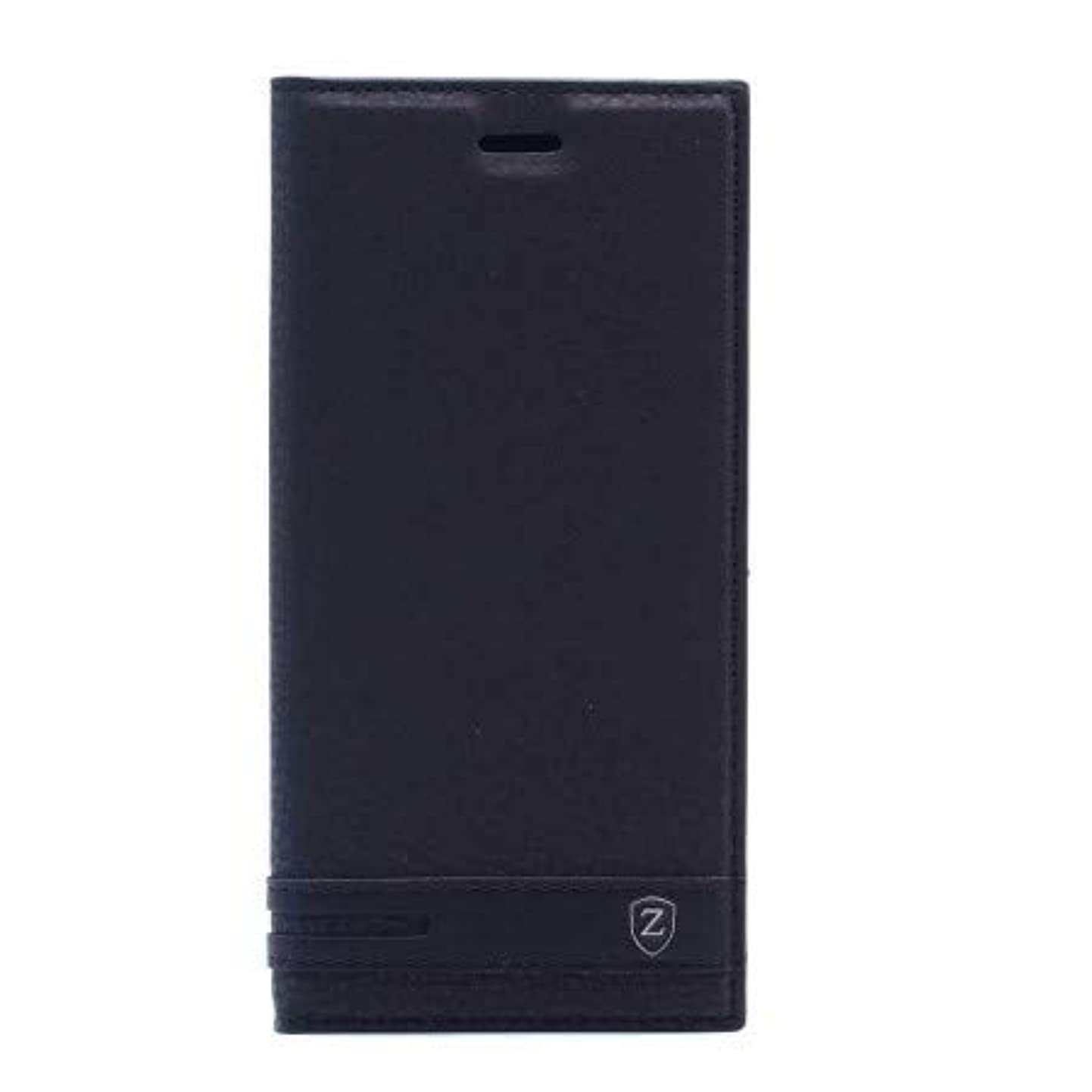Teleplus for Huawei Mate 20 Lite Magnet Clamshell Case Black + Nano Screen Protector ljznnzhthjs6