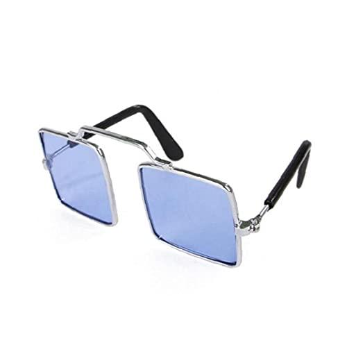 Pet Gafas De Gafas De Pequeño Perro Plegable Fresco para Mascotas Gafas De Mascotas Fotos De Fotos Impermeables