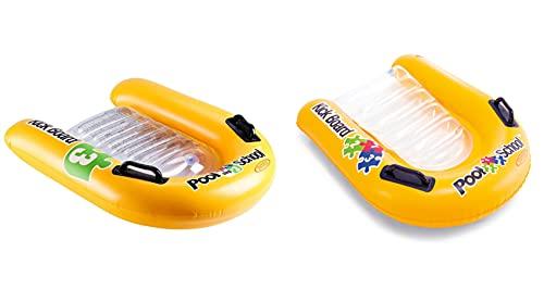 Intex 58167EU - Tabla hinchable para aprender a nadar 79 x 76 cm