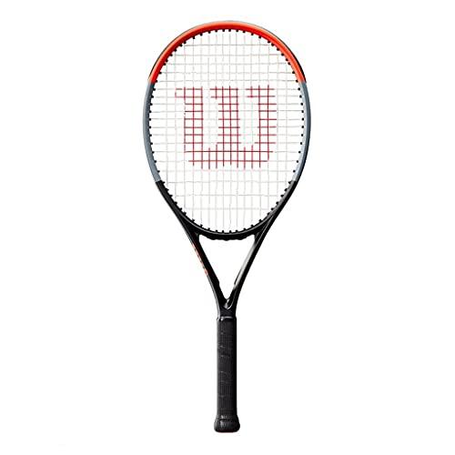 Raquetas Tenis Individual para Hombres Y Mujeres Tenis para Adultos Tenis Profesional Juvenil De Fibra De Carbono De Alta Resistencia para Niños 26 Pulgadas