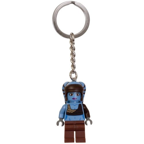 LEGO Star Wars Aayla Secura Key Chain 853129