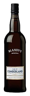 Blandy's - Duke of Cumberland Medium Sweet Madeira wine – 75cl