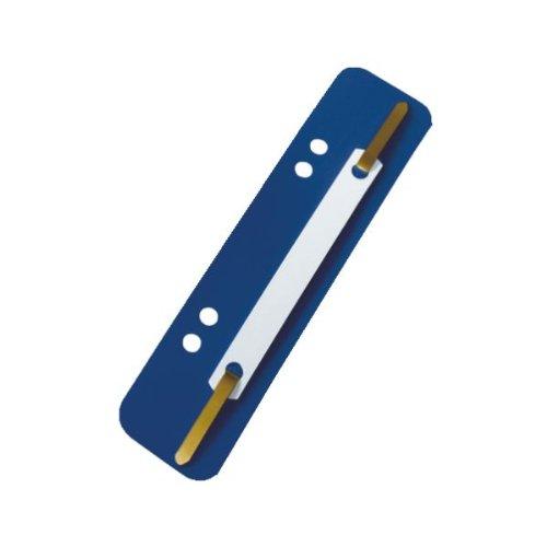 Leitz Einhängeheftstreifen, kurz, PP, blau