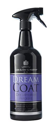 Carr & Day & Martin Dreamcoat Fell-, Mähnen- und Schweifglanzspray, 1 Liter - Für den perfekten Glanz des Pferdefells, ohne zu fetten