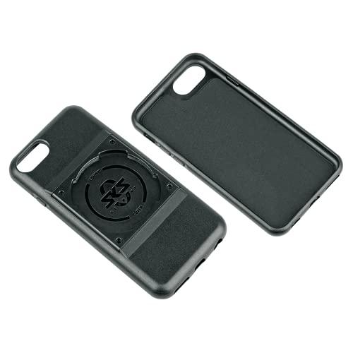 SKS GERMANY COMPIT COVER Handyhülle mit Befestigungsvorrichtung für iPhone, Smartphone & Huawei & COM/SMARTBAG wasserabweisende Handytasche, kompatibel mit COMPIT-System, schwarz