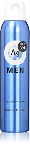 エージーデオ24メンズデオドラントスプレーマリンオーシャンの香り100g(医薬部外品)