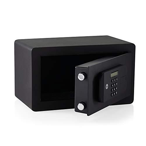 Caja Fuerte motorizada de Alta Seguridad con Huellas Dactila