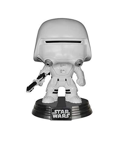 Star Wars - Figura de Vinilo First Order Snowtrooper (Funko 6223)