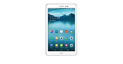 Huawei MediaPad T1 8.0 - Tablet de 8  (WiFi + 4G, 16 GB, 1 GB RAM, Android 4.3), Blanco