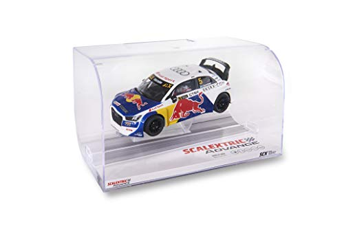 Scalextric- Audi S1 WRX EKSTRÖM Advance Coche (Scale Competition Xtreme,SL 1)