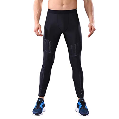 NEARTIME Mens Leggings, 2018 Fashion Man Fashion Workout Fitness Sports Trousers High Waist Running Yoga Athletic Pants