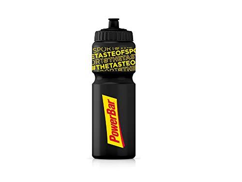 Powerbar Trinkflasche The Taste of Sport 1 Stück 750ml Schwarz