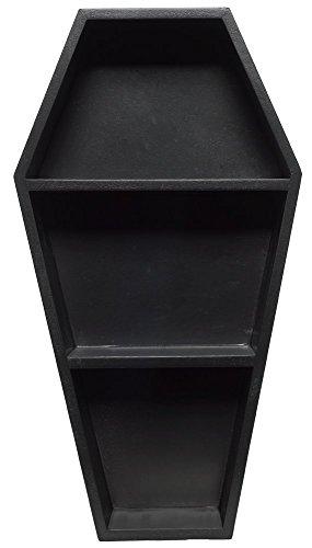 Sourpuss - Estante para ataúdes, Color Negro