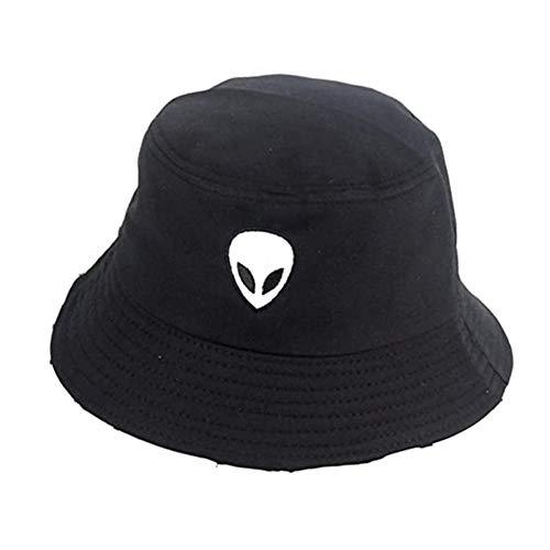 NIDONE Sombrero del Cubo, Pescador del Casquillo, Pescador Sombrero Aire Libre para Mujeres De Los Hombres