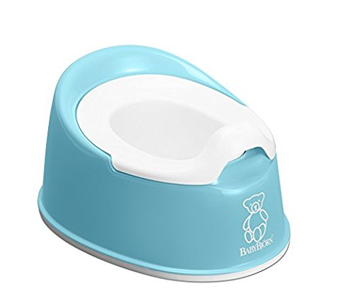 BABYBJORN Smart Potty, Turquoise