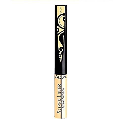 L'Oreal Paris Super Liner Ultra Lasting Precision Tip Eyeliner - Gold