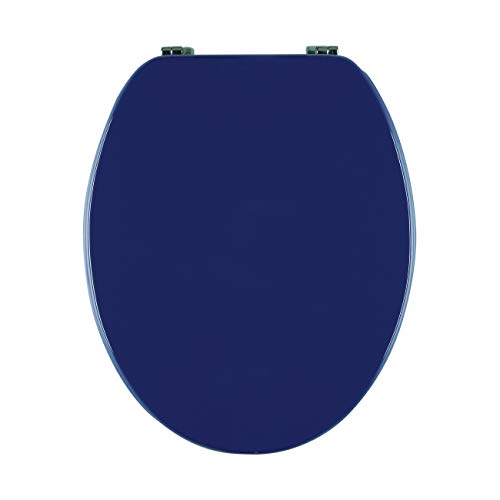 Sanitop-Wingenroth Abattant WC Venezia anti-bactérien Bleu