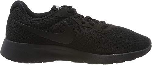 Nike Damen WMNS Tanjun Turnschuhe, Schwarz (Black/Black-White 002), 40 EU