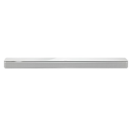 Bose Smart Soundbar 700: Premium Bluetooth Soundbar with Alexa Voice Control Built-in, White