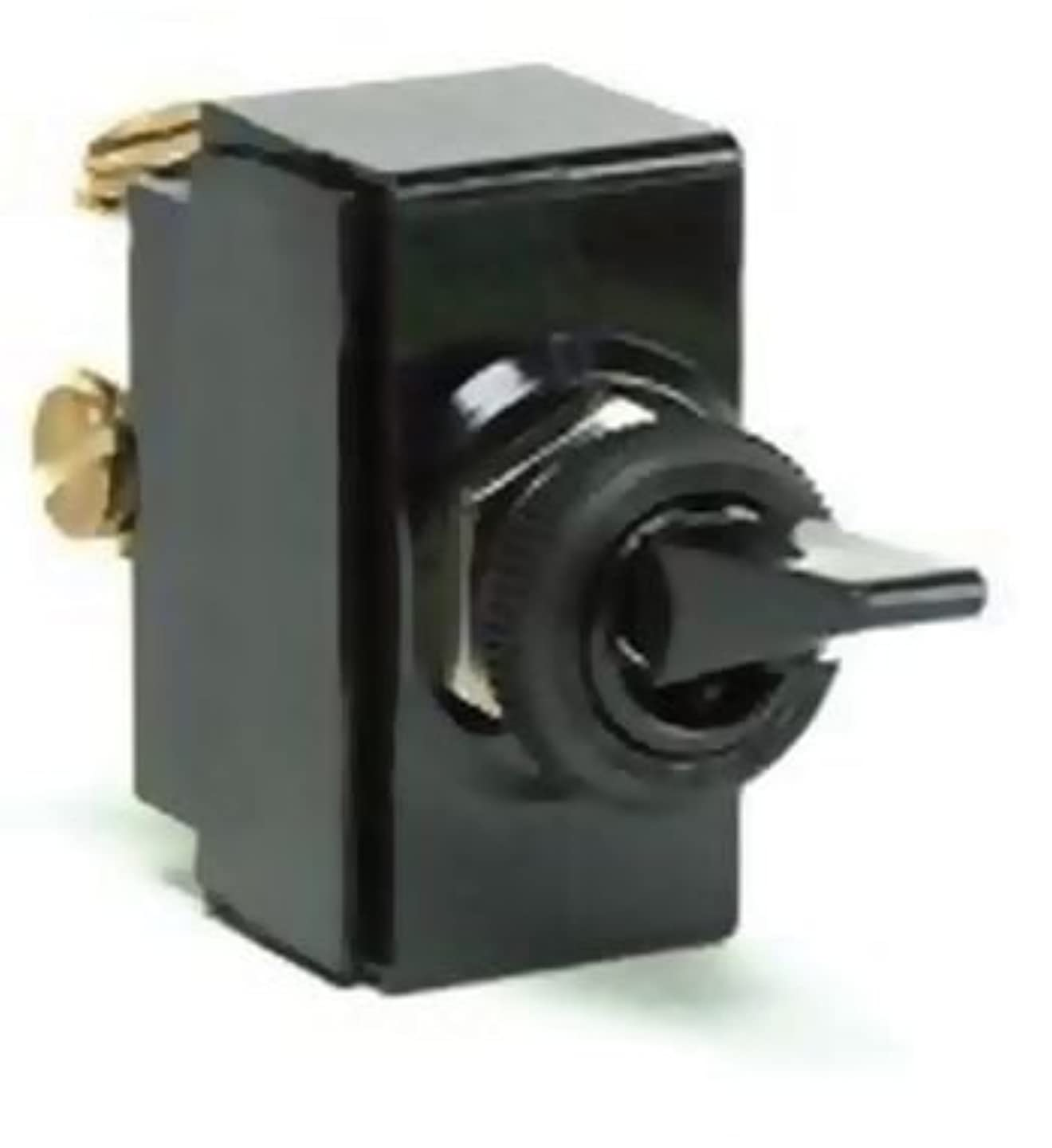 Cole Hersee 54107-BX DPDT Toggle Switch (Co)