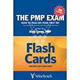 Image of The PMP Exam: Flash Cards (Test Prep series) (Edition Crds) by Crowe PMP PgMP, Andy [Cards(2010£©]