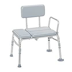 5 Best Bathtub & Shower Transfer Benches For the Elderly and ...