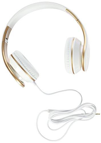 Sound Intone i65 Foldable On-Ear Earphones Headset Volume Control Microphone 3.5mm for PC/Smart Phone/iPad/iPod