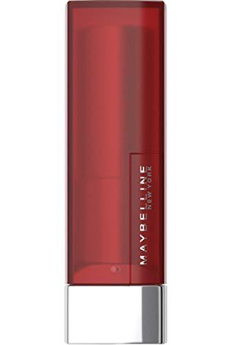 Gemey-Maybelline - Color Sensacional - rojo burdeos mate labios rojos - 975...