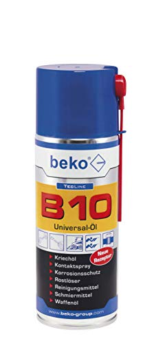 Beko 2985400 TecLine B10-Olio Universale 400 ml, 400ml