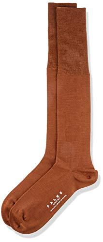 FALKE Herren Airport Socken, braun (Caramel 5042), 43-44