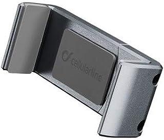 Cellularline handydriveprod Car Passive Holder Grey Holder–Holders (Mobile Phone/Smartphone, Car, Passive Holder, Grey, Car Vent Mount, 90mm)