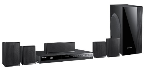Samsung HT-EM45 5.1 CH Home Theater System with Smart Blu-ray