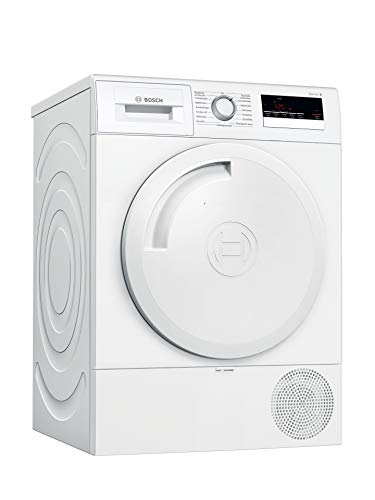 Bosch WTR83V20 Serie 4 Wärmepumpen-Trockner / A++ / 212 kWh/Jahr / 7 kg / weiß / AutoDry / EasyClean Filter / SensitiveDrying System