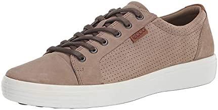 ECCO mens Soft 7 City Sneaker, Navajo Brown, 8-8.5 US