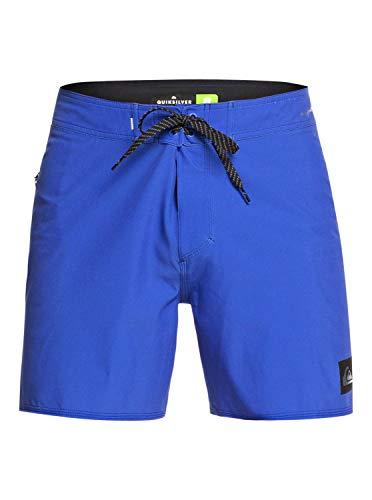 "Quiksilver Highline Kaimana 16""-Boardshorts para Hombre Boardshort, Dazzling Blue, 31"
