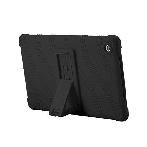 Meijunter Funda Tablet - Protector Bolsa Caja Suave Silicona Caucho Caso Cáscara para Huawei MediaPad M5 8.4 Pulgadas 2018 Tablet