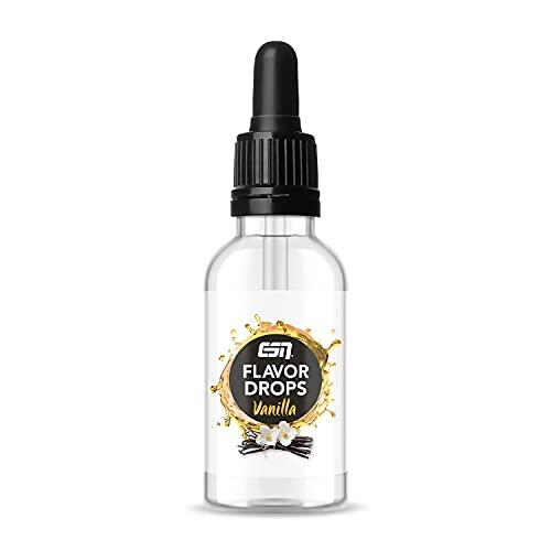 ESN Flavor Drops, 50ml, Vanilla, Flavour Drops ohne Kalorien