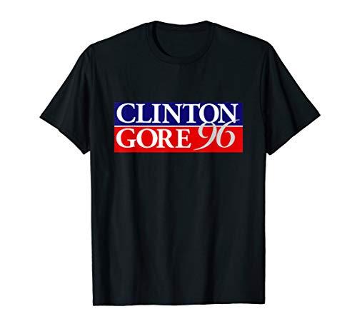 Clinton Gore '96 - Campaign Gear T-Shirt