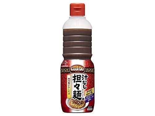 味の素「Cook DoR」汁なし担々麺用 1Lボトル×6
