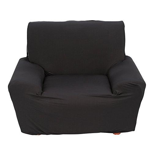 YZY Funda elástica para sofá de 1 plaza, funda elástica y lavable