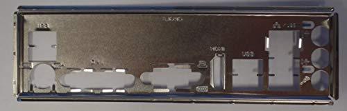 ASRock H81M-HDS Rev 2.0 Blende - Slotblech - I/O Shield #70122