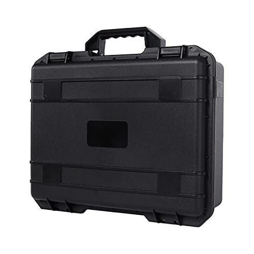 AUTUUCKEE Funda rígida compatible con DJI Mavic Air 2 / Air 2S y para control remoto DJI, cargador de batería, para hélices Mavic Air 2 y otros accesorios Drone (negro)