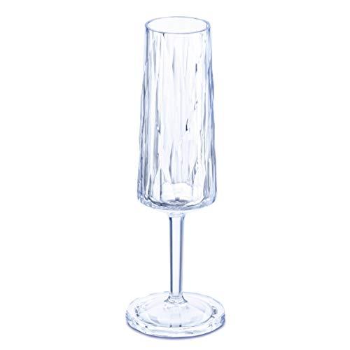 koziol 3400652 Club Superglas, plastique, aigue-marine transparente