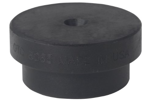 "OTC 8065 Step Plate Adapter - for Grip-O-Matic pullers, Push-Pullers & Shop Presses - 2-1/8""x1-3/4"""