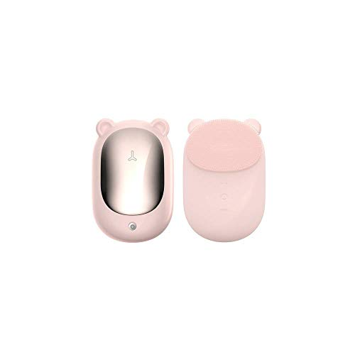 DZTIZI gezichtsreinigingsborstel, elektrische gezichtsreiniging, vibrator, gezichtsreiniger, poriënreiniger, silicone